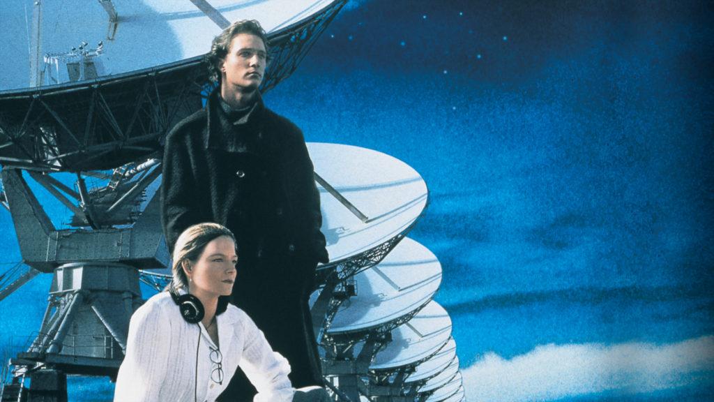 Контакт фильм 1997