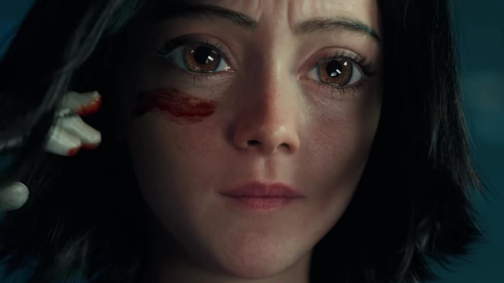 """""""Алита: Боевой Ангел"""", кадр из фильма"""