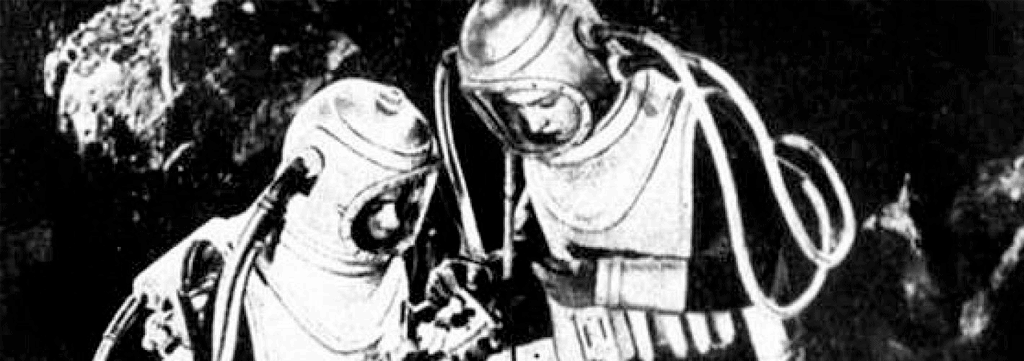 Советская фантастика фильмы Космический рейс