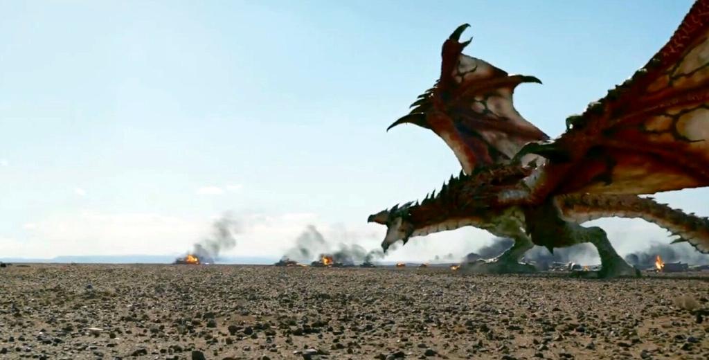 Охотник на монстров Кадр из фильма