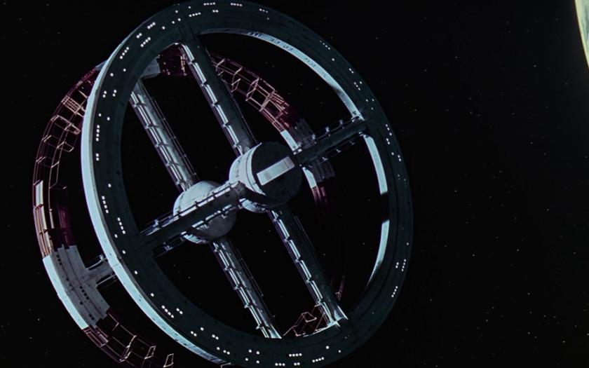 2001 год: Космическая одиссея (2001: A Space Odyssey, 1968 г.)