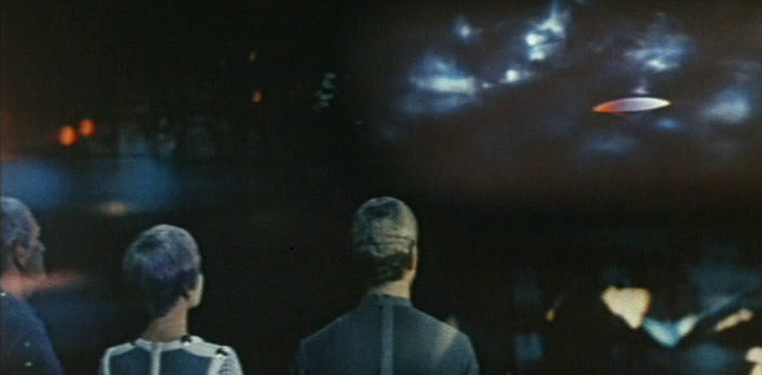 """Инопланетные гости, фильм """"Молчание доктора Ивенса"""", 1973 г."""