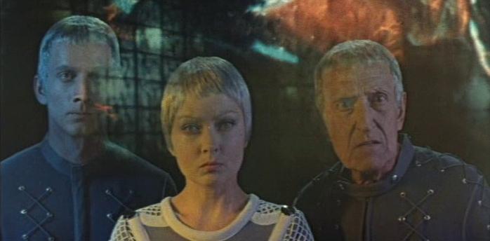 """Гости из внеземелья, фильм """"Молчание доктора Ивенса"""", 1973 г."""