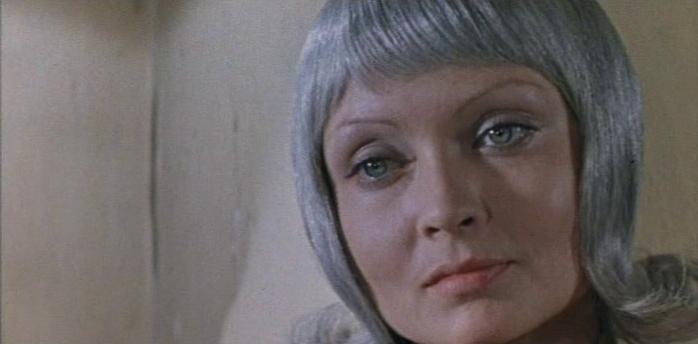 """Жанна Болотова в роли Оранте, фильм """"Молчание доктора Ивенса"""", 1973 г."""