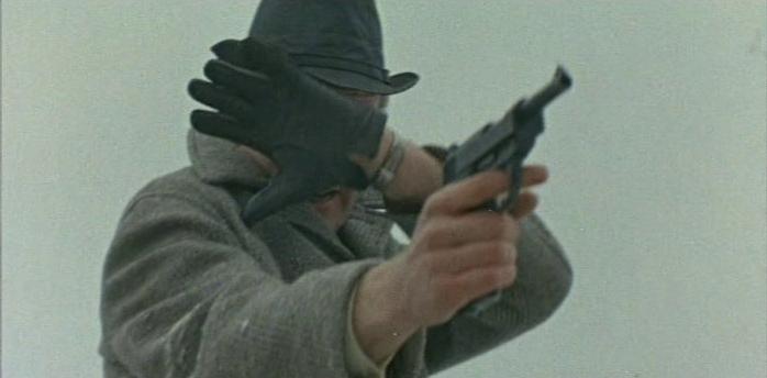 """Наемники земного капитала, фильм """"Молчание доктора Ивенса"""", 1973 г."""
